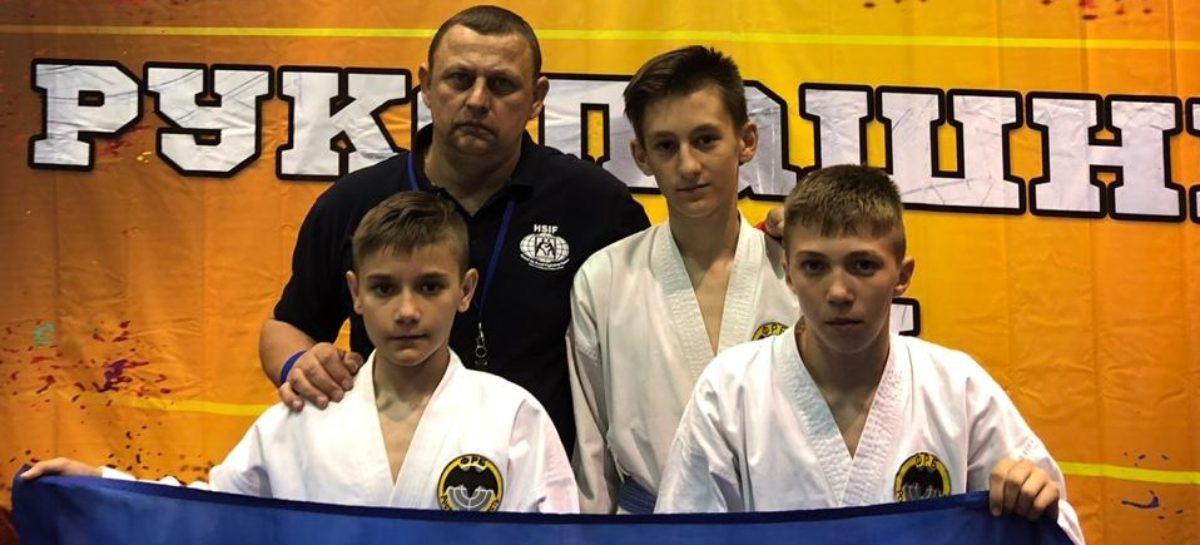 Сальчане помогли сборной Ростовской области стать первой на чемпионате России по рукопашному бою
