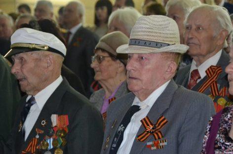 Сальск помнит: ветеранов Великой Отечественной войны и тружеников тыла чествовали во Дворце культуры