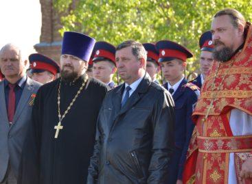 В Сандате чествовали святого Георгия Победоносца