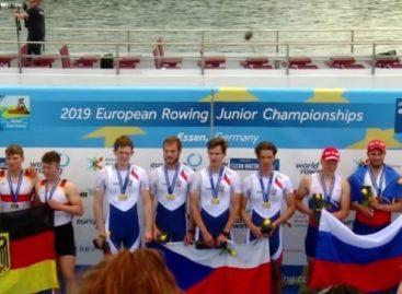 Донские гребцы стали бронзовыми призерами первенства Европы