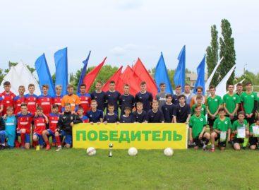 Завершился этап футбольных соревнований «Колосок»