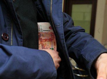 Из пивбара в Сальске ночью украли деньги