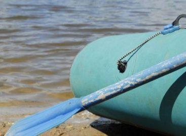 В посёлке Агаренском Сальского района украли лодку