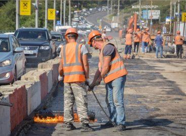 На дорогах региона идет большой ремонт