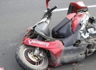 В Сальске сбили 71-летнюю скутеристку