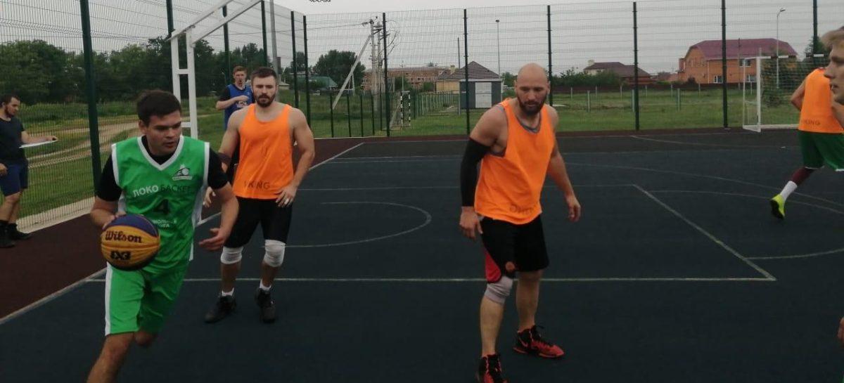 Стритбол: сальчане сразятся за победу в спартакиаде Дона