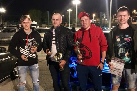 Услышали в Волгограде: сальчане привезли два кубка соревнований по автозвуку