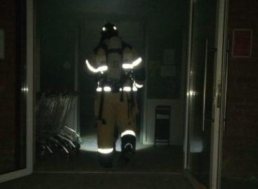 Сегодня ночью в Сальске загорелся «Светофор»