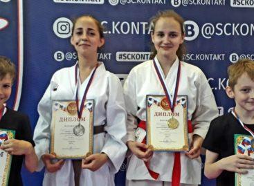 Сальчанки завоевали путевки на первенство России по каратэ