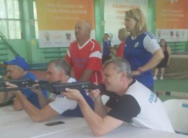 Сальчане выполнили нормы ГТО в Ростове