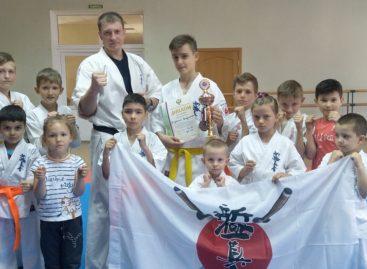 Сальчанин стал бронзовым призером первенства России по каратэ киокусинкай