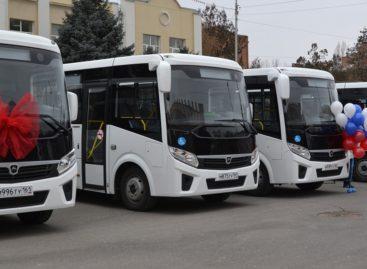 В Сальском районе пассажирского транспорта станет еще больше
