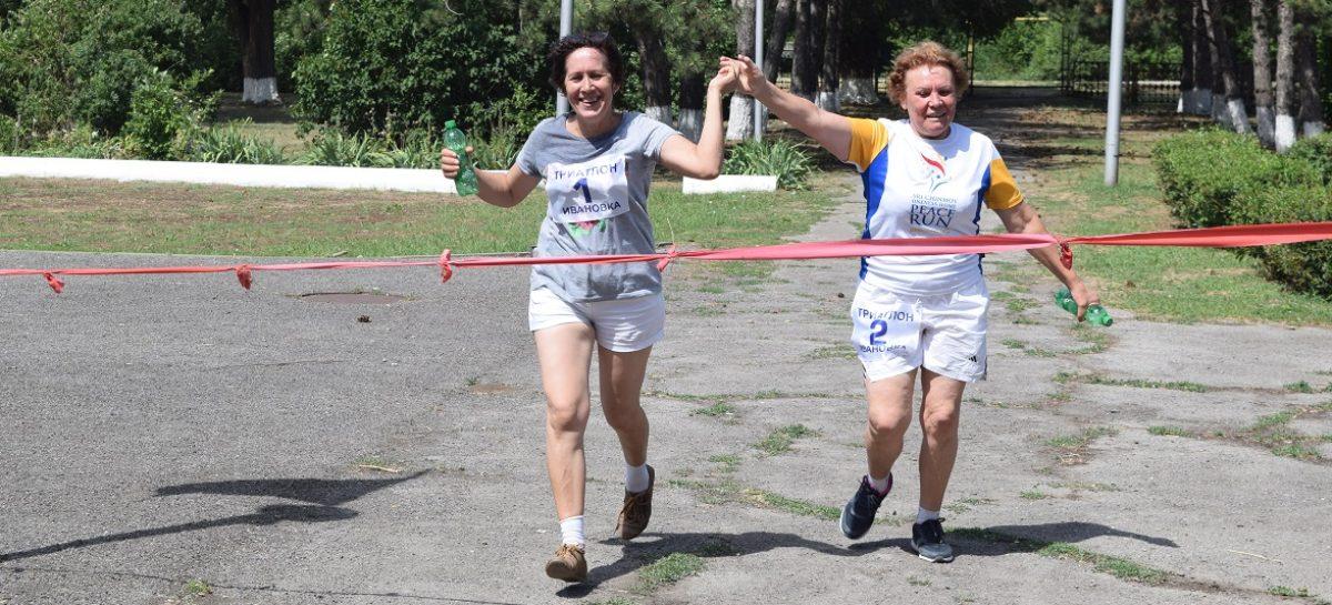 Триатлон шагает по Сальскому району