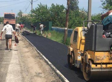 В Азовском районе по нацпроекту отремонтируют 11 дорог местного значения