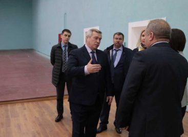 Дом культуры в Песчанокопском районе будет отремонтирован