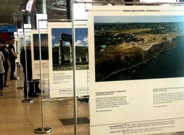 Достопримечательности Дона представлены на фотовыставке в аэропорту «Домодедово»