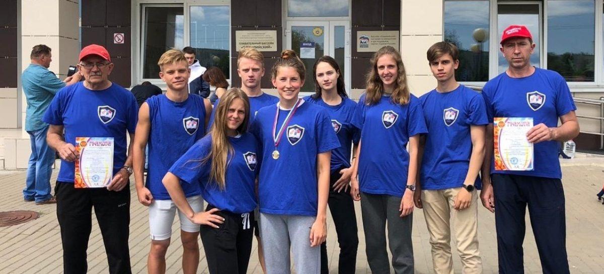 Команда Ростовской области — первая на Всероссийской спартакиаде