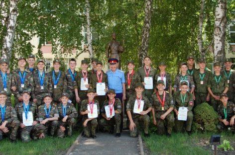 Шахтинский кадетский корпус представит Ростовскую область на Всероссийском конкурсе