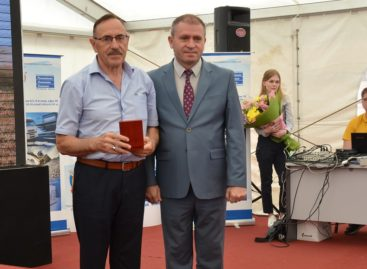Руководитель хозяйства «Бараниковское» награждён медалью «За доблестный труд на благо Донского края»