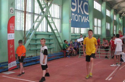 Юные сальчане показали класс по нормам ГТО в Ростове