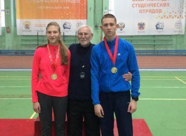«Королева» спартакиады: сальские легкоатлеты показали высокие результаты на городском уровне