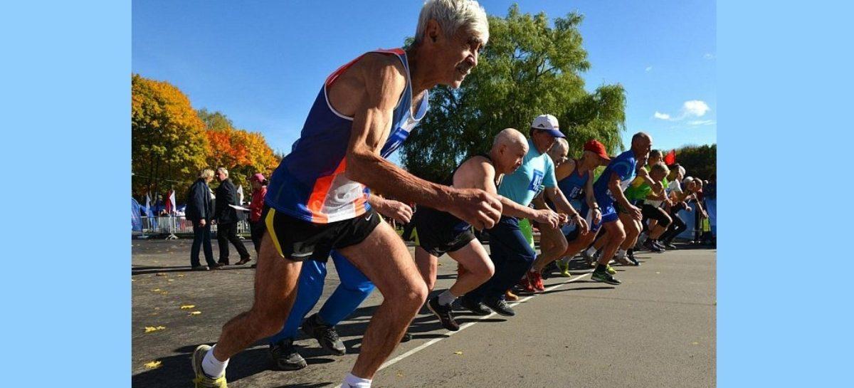 Спортивный фестиваль «ГТО-дарит здоровье» объединил энергичных пенсионеров