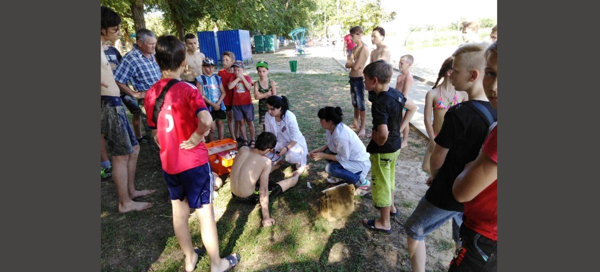 Семнадцатилетние сальские кадеты Иван Фомушкин и Даниил Савченко спасли тонувшего в реке сверстника