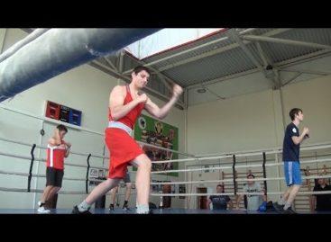 Сальский боксер Камал Сардалов завоевал свою первую медаль на первенстве России