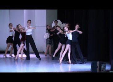 Чем порадуют сальчан танцоры клуба «Контраст» на отчетном концерте?