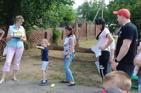 ГТО в Сальске сдают даже детсадовцы