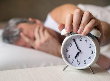 Бессонница и недосып вредят здоровью