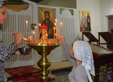 В день крещения Руси сальчан приглашают на крестный ход