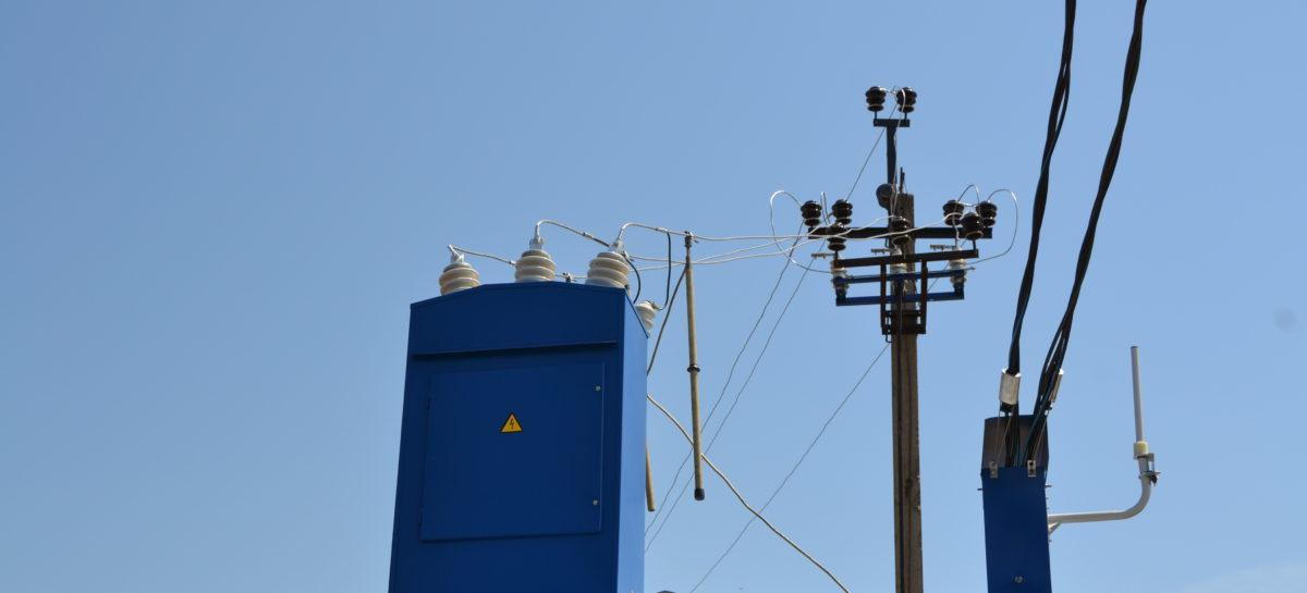 Несколько улиц Низовки позабудут о низком напряжении в электросети