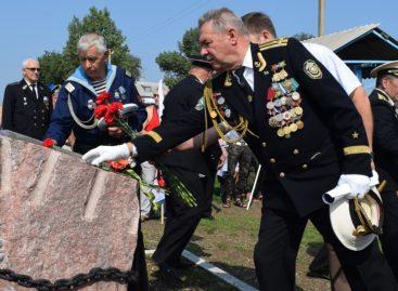 В Сальске отпраздновали День Военно-Морского флота