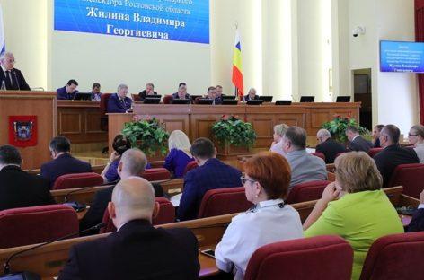 Василий Голубев потребовал повысить эффективность ветслужбы
