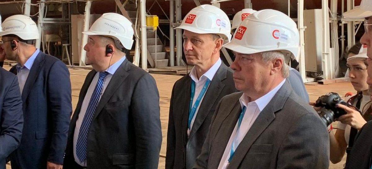 Василий Голубев принял участие в работе форума «Производительность 360»
