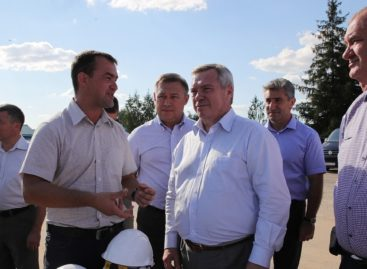 В Кашарском районе появится ледовая арена