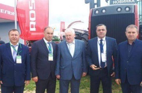 Донская делегация приняла участие во «Всероссийском дне поля-2019»