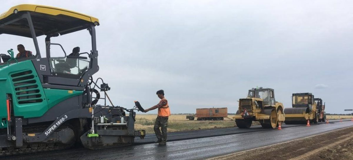 Дорожники Дона подготовили дороги регионального значения