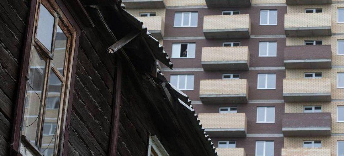 За два года из аварийных домов переселят более 760 семей