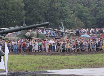 Около 80 тысяч человек посетили форум «Армия-2019»