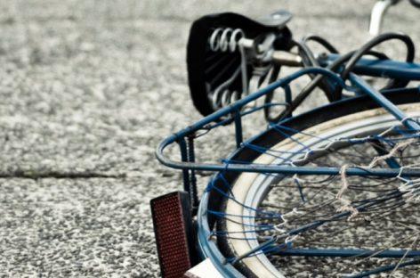 Кто видел, как сегодня на Кучердре сбили пожилого велосипедиста?