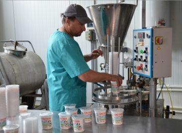 Знаком качества отмечена молочная продукция «Советка»