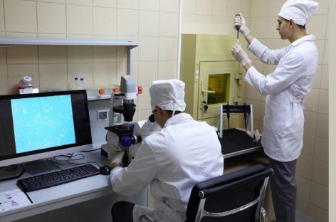 Десять донских новобранцев отправились проходить срочную службу в научные роты