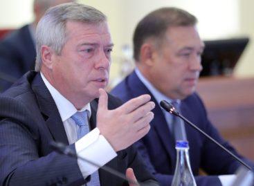 Василий Голубев: «Главы муниципалитетов будут нести личную ответственность за нарушение сроков выполнения нацпроекта»