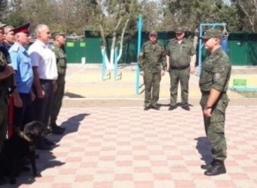 В Ростовской области на охрану границы всё активнее заступают добровольцы
