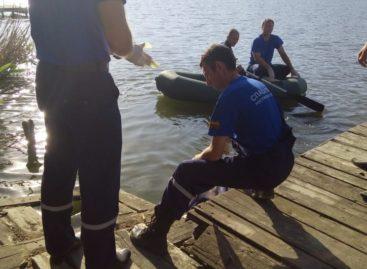 В Сальске в реке выловили труп мужчины