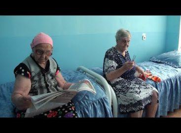 Как живут пенсионеры социально-реабилитационного отделения в Юловском
