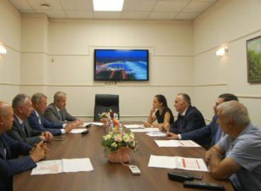 Армения и Донской край будут развивать авиацию