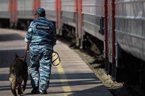 В Сальске сотрудники транспортной полиции раскрыли кражу, совершенную в пассажирском поезде